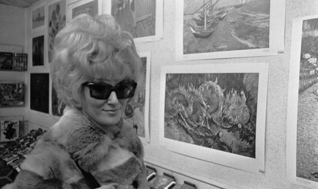 Dusty Springfield Vuonna 1968