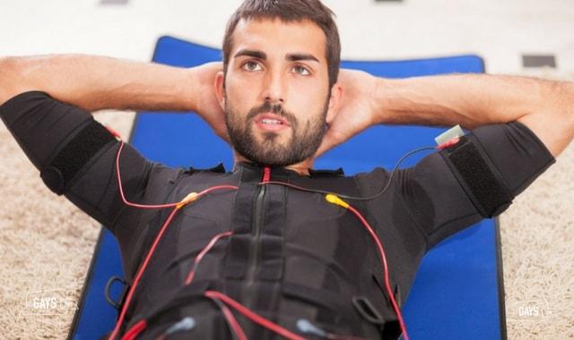 Electric muscle stimulation