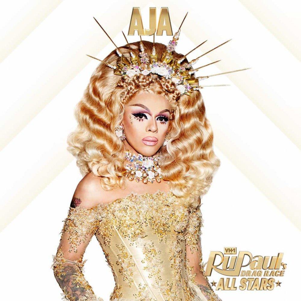 Aja | Rupaul's Drag Race All Stars Season 3