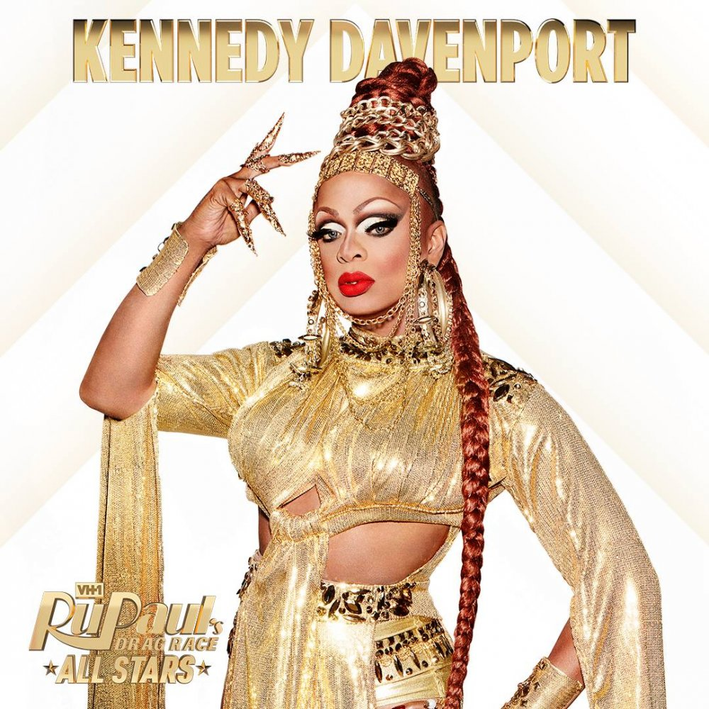 Kennedy Davenport | Rupaul's Drag Race All Stars Season 3