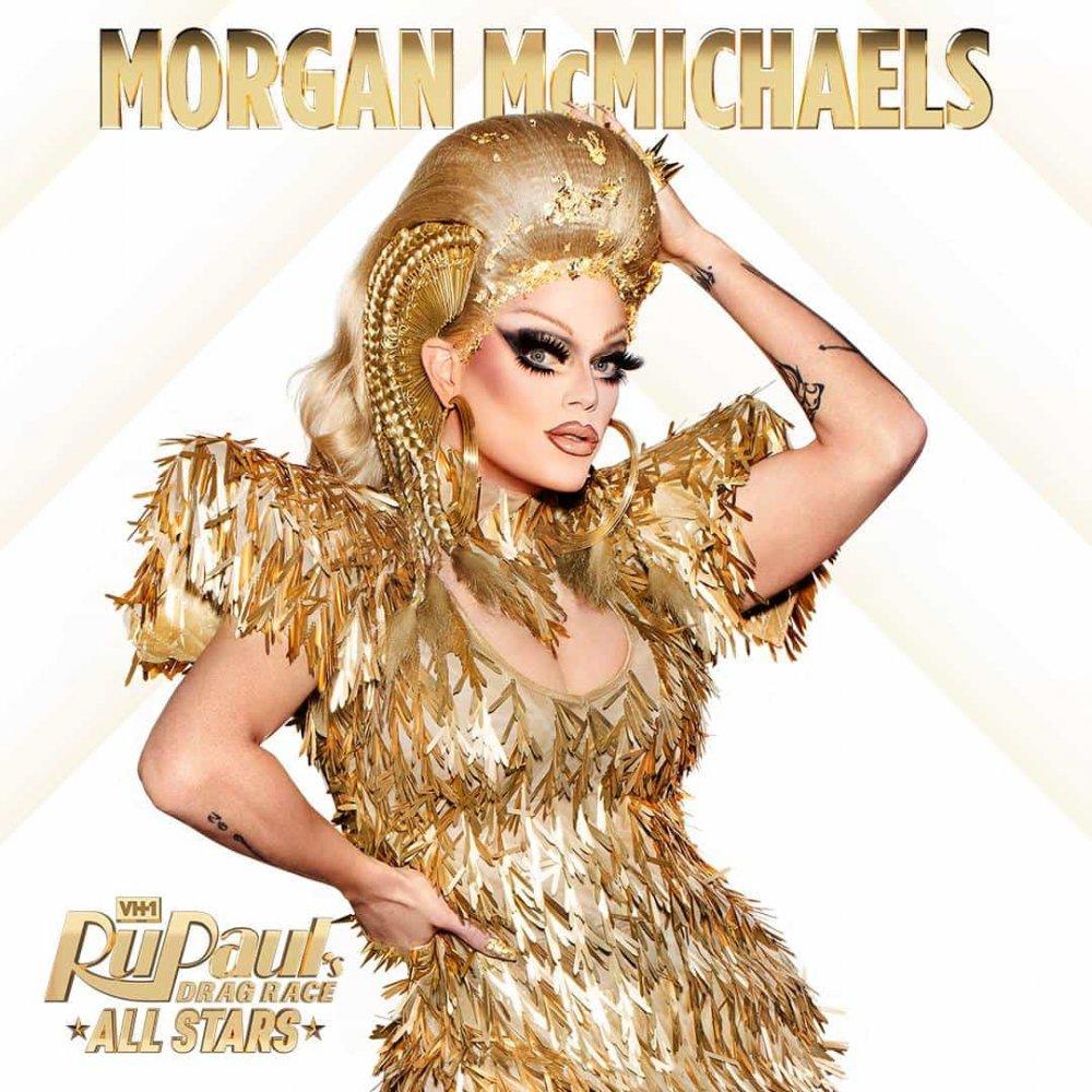 Morgan McMicheals | Rupaul's Drag Race All Stars Season 3