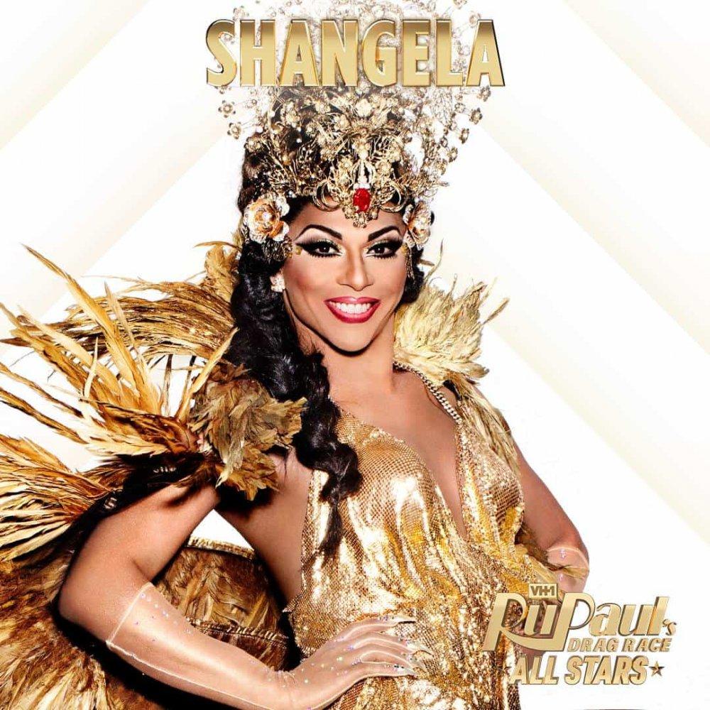 Shangela | Rupaul's Drag Race All Stars Season 3