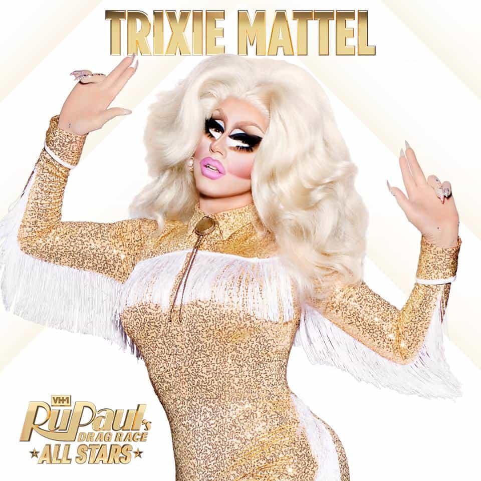 Trixie | Rupaul's Drag Race All Stars Season 3