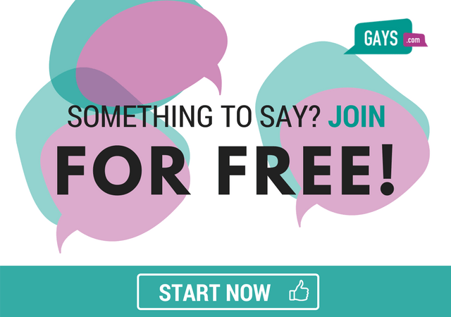 Join the forum | Gays.com