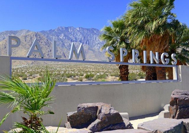 Palm Springs California Gay Resort