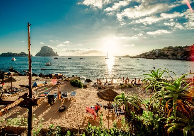 Ibiza Spain Gay Resort