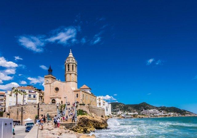 Sitges Spain Gay Resort