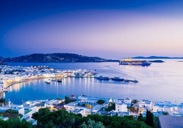 Gay Resort Mykonos Greece